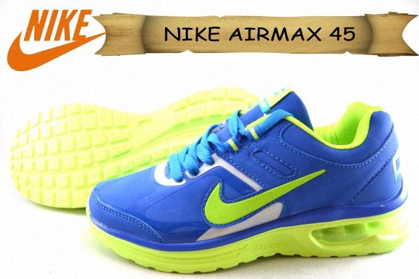 model sepatu NIKE AIRMAX 45 GRADE ORI DOFF Warna biru tosca jakarta - Lia  Shop Online ba29aebc73