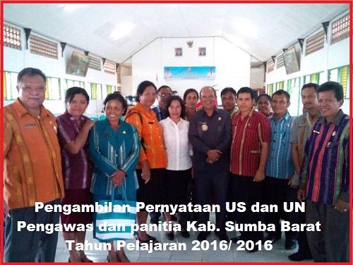 Kepala Sekolah Termuda di Kabupaten Sumba Barat Yang Patut di Teladani