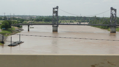 We Saw That Red River At Alexandria Pineville
