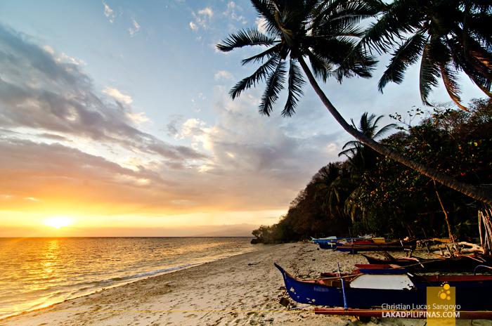 Sellona Beach Sunset