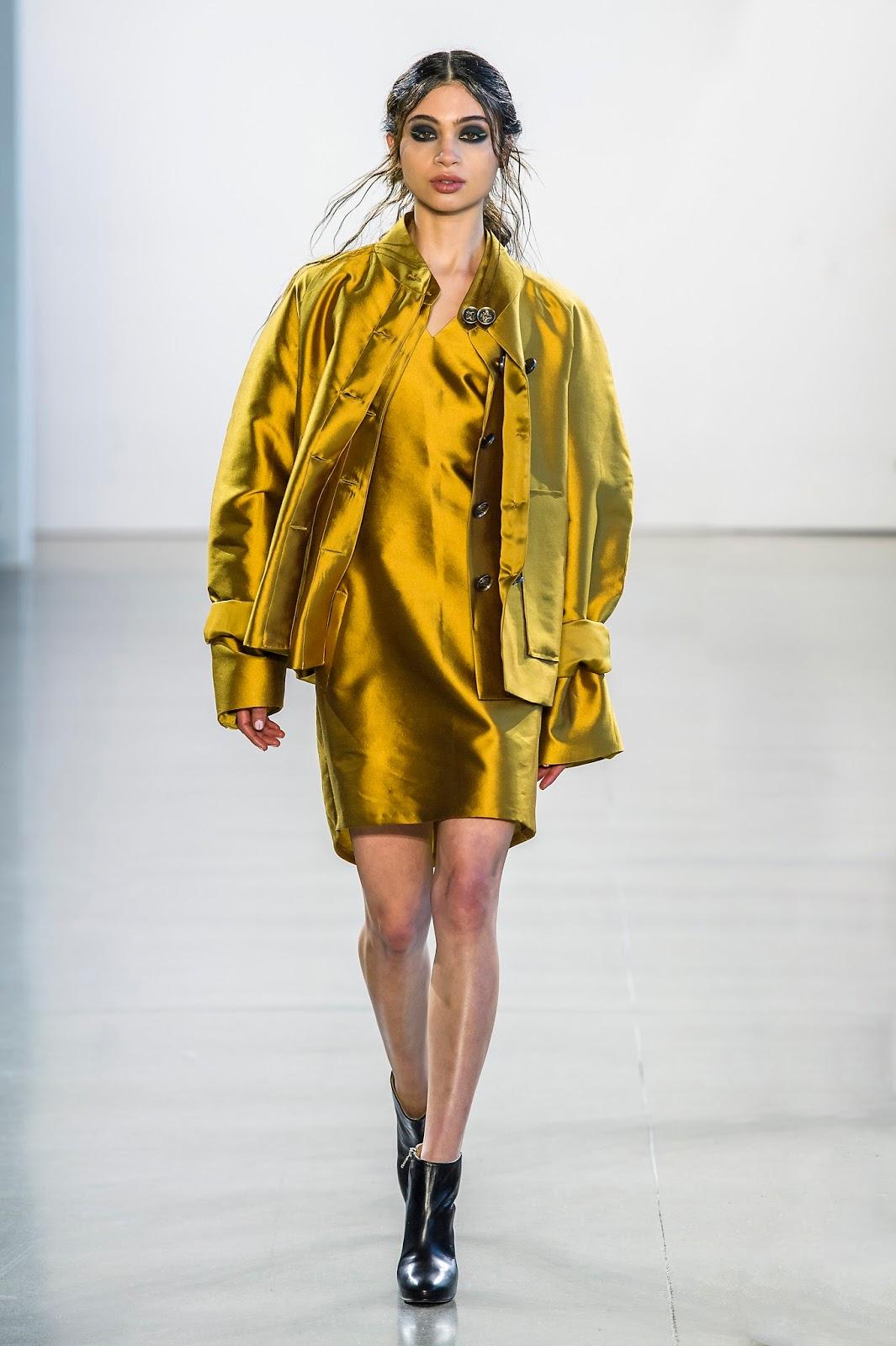 NYFW | Leanne Marshall Fall/Winter 2018