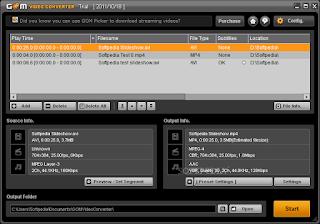 تحميل برنامج GOM Video Converter تحميل برنامج