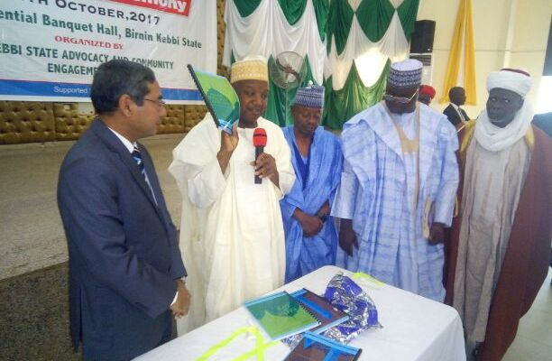 The Kebbi State Government And UNICEF Have Signed An Annual Work Plan AWP N387 Billion For 2017 Activities News Agency Of Nigeria NAN Reports That