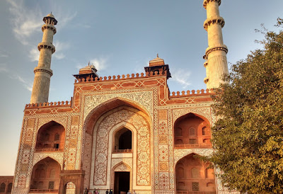 Akbar Tomb Agra India