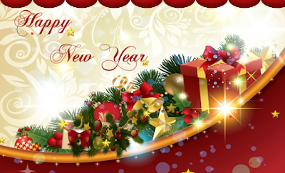 Happy New Year 2017 Greeting Cards Download