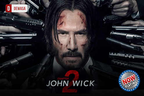 Film JOHN WICK: CHAPTER 2 Bioskop