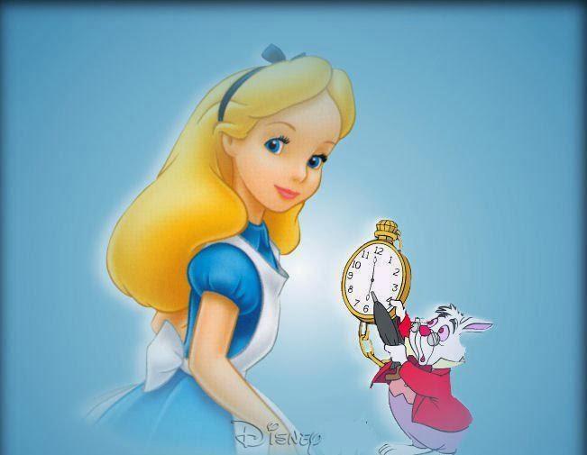 Wallpaper Alice Wonderland Disney
