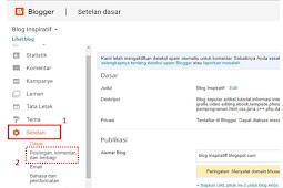 Cara Sederhana menambahkan teks diatas kolom komentar - Blog Inspiratif