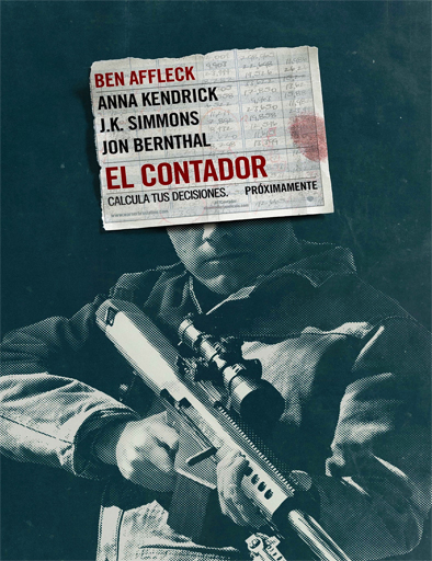 Ver El contador (The Accountant) (2016) Online