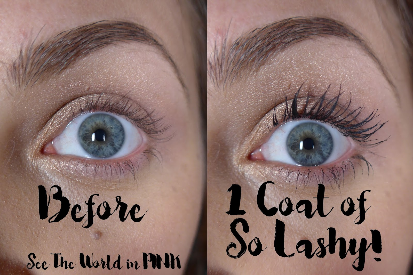 covergirl so lashy blast pro mascara review and swatches