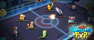 pika go monster pvp apkdata unreleased in Game Pika Go Monster PVP  Apk Data