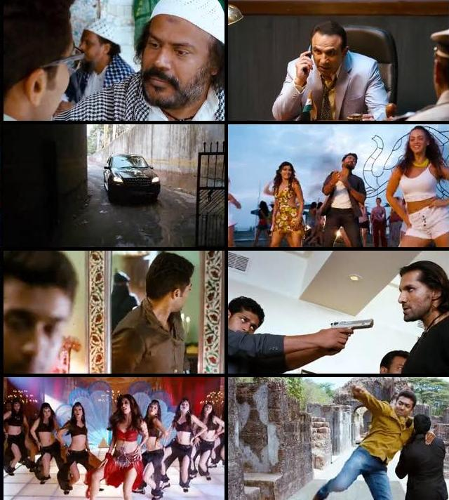 Anjaan 2014 Dual Audio Hindi 480p BluRay