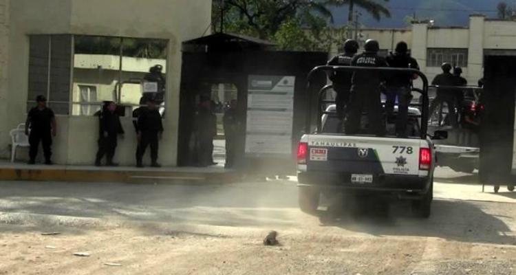 VIDEO: Reportan nuevas detonaciones en penal de Ciudad Victoria