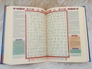 al-quran robbani, al-quran tafsir per kata robbani, al-quran tafsir per kata dan tajwid warna robbani