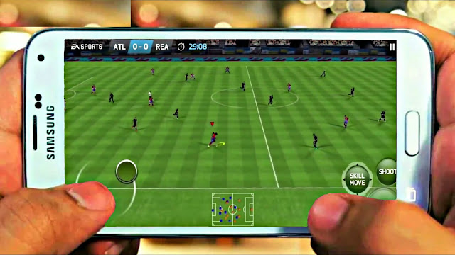 FIFA 19 Android Offline 900 MB Graphics HD With Commentary