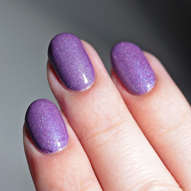 Grace-full Nail Polish Dreamy Dawn cold state