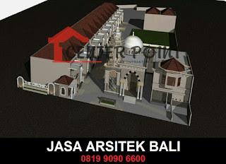 Konsultan Arsitek Bali Profesional Untuk Bangunan Perumahan