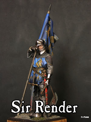 Sir Render French Knight