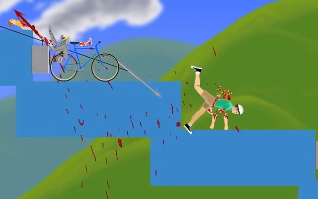 Happy Wheels Full para pc