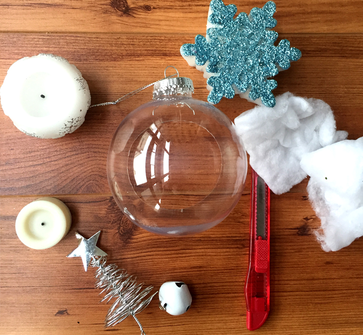 Candle Impressions Flameless Candle Blog : 3 DIY Ornaments