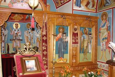 Το Εκκλησάκι του Γέροντα Παϊσίου στην Αλεξανδρούπολη«Sophia Drekou»Aenai-EpAnastasi