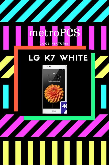 lg k7 white