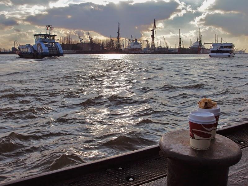 Durchs Portugiesenviertel Mit Nata Galao Zum Hamburger Hafen