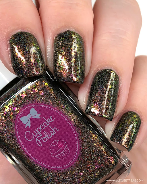 Cupcake Polish Jolly Roger 25 Sweetpeas
