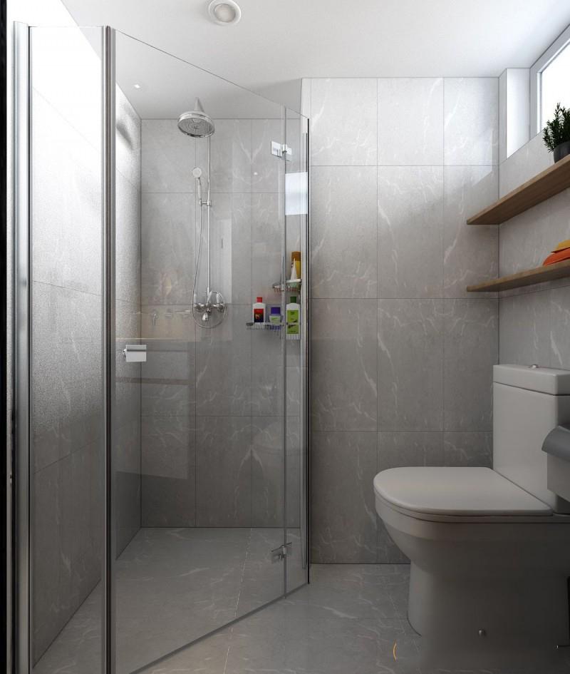[THIẾT KẾ NỘI THẤT] Tham khảo mẫu thiết kế nội thất căn hộ chung cư