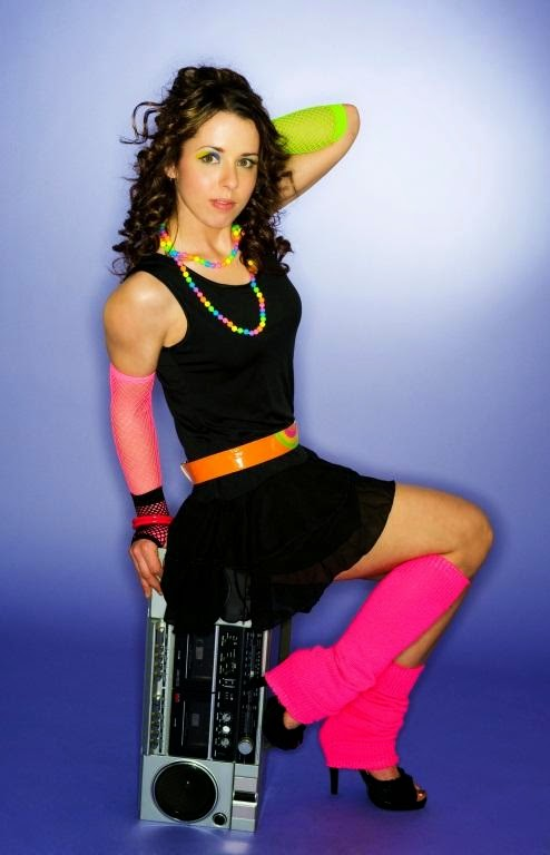 ELECTRONIC 80s - by Michael Bailey: 80s FASHION ...