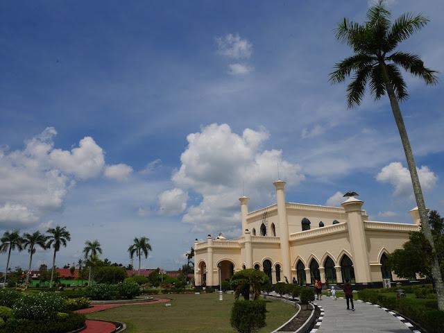 kompleks Istana Siak