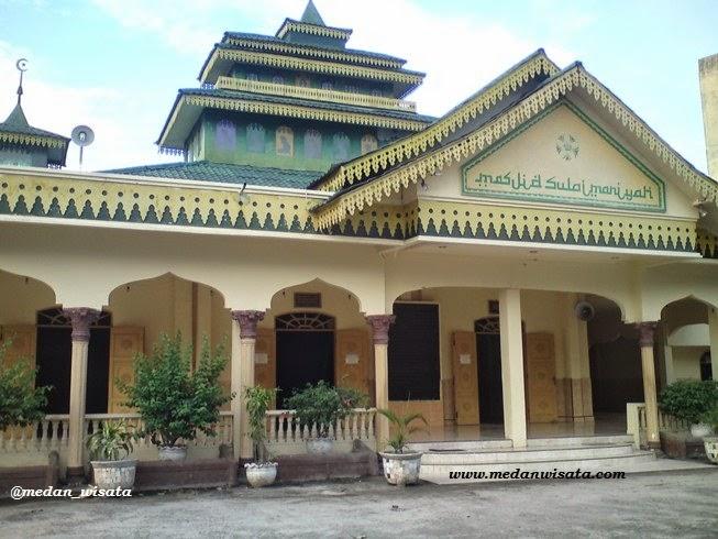 Masjid Sulaimaniyah
