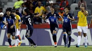 High-flying Japan cruise past Brazil