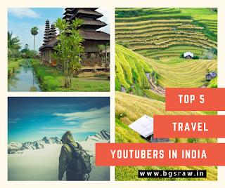 indian youtuber travel vlogger, tanya kanijow, kritika goel, hopping bug, toll free traveller, radhika nomllers,