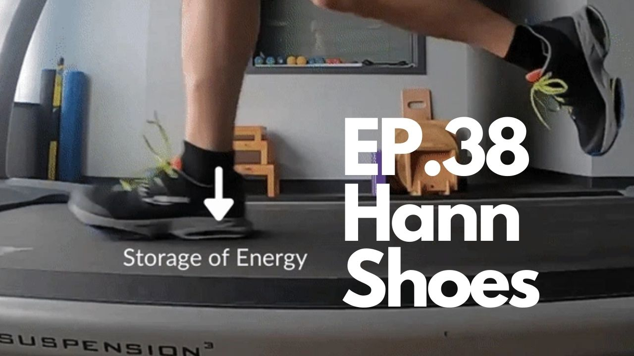 Podcast EP. 38: What is a Carbon Fiber Suspension Shoe, with Inventor Lenn Hann