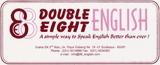 Loker Surabaya Terbaru di Double Eight English February 2019