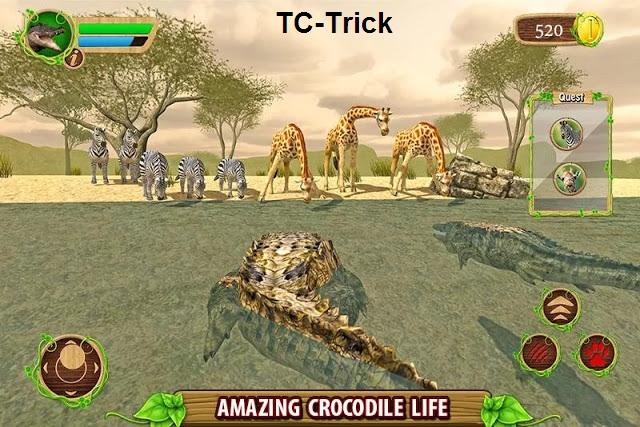 Furious Crocodile Simulator Mod Apk