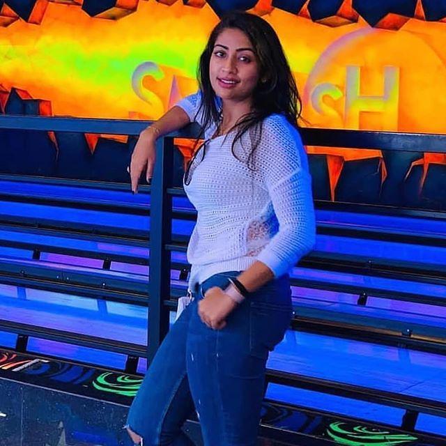 Malayalam Actress Navya Nair Latest Photos In Jeens
