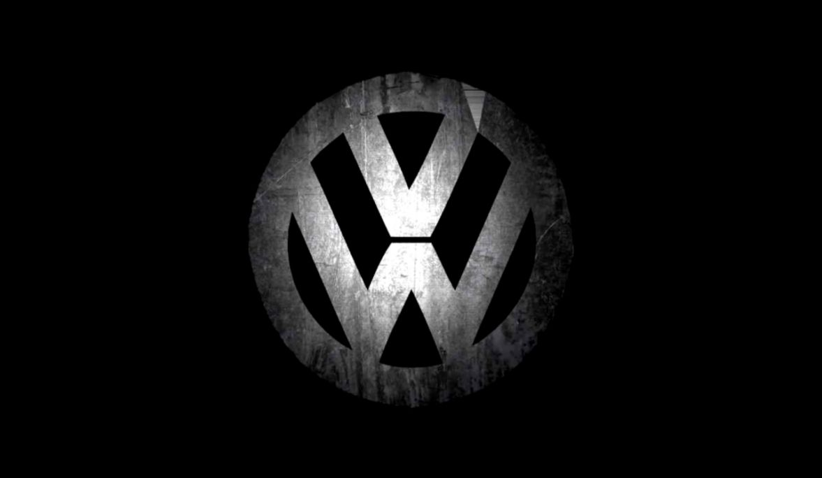 Volkswagen Logo Black  Wallpapers Gallery