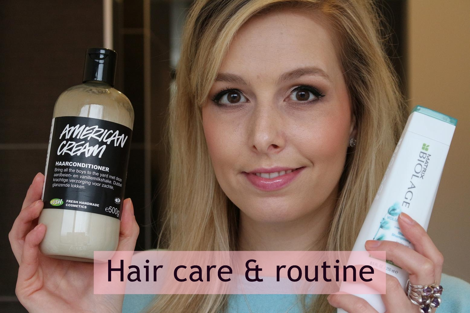 Hair care & routine
