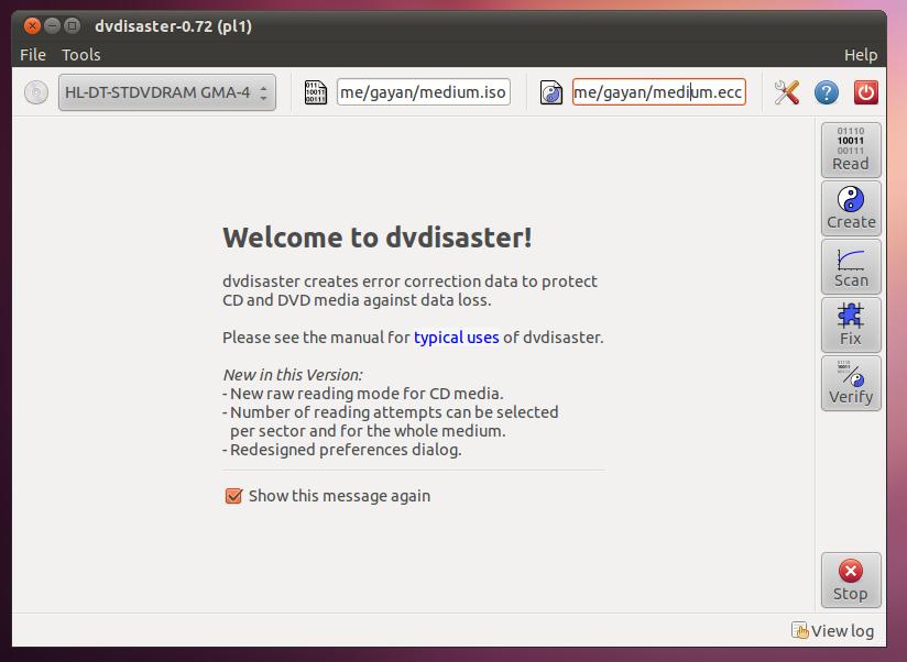 Isobuster alternative for Ubuntu | ideid