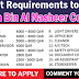 Urgent Requirements For Khalifa Bin Al Nasheer Company | Qatar