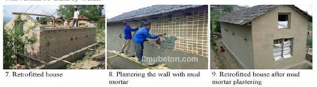 Menjadikan Gedung Tahan Gempa dengan Teknologi PPBM (Polyproplyene Band Mesh)