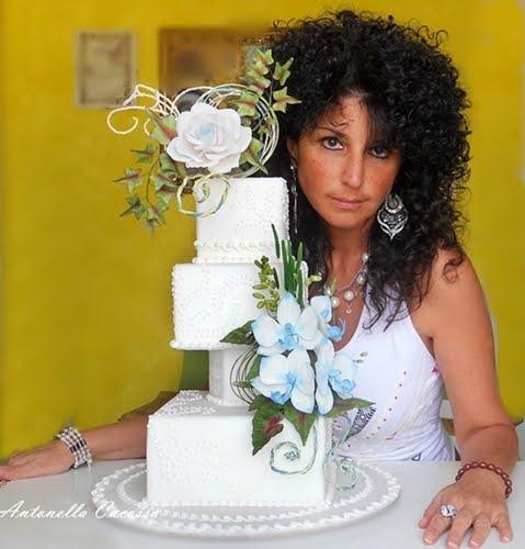 Torta su Cucina Chic Cake Design 37 | Le Torte di Antonella ...