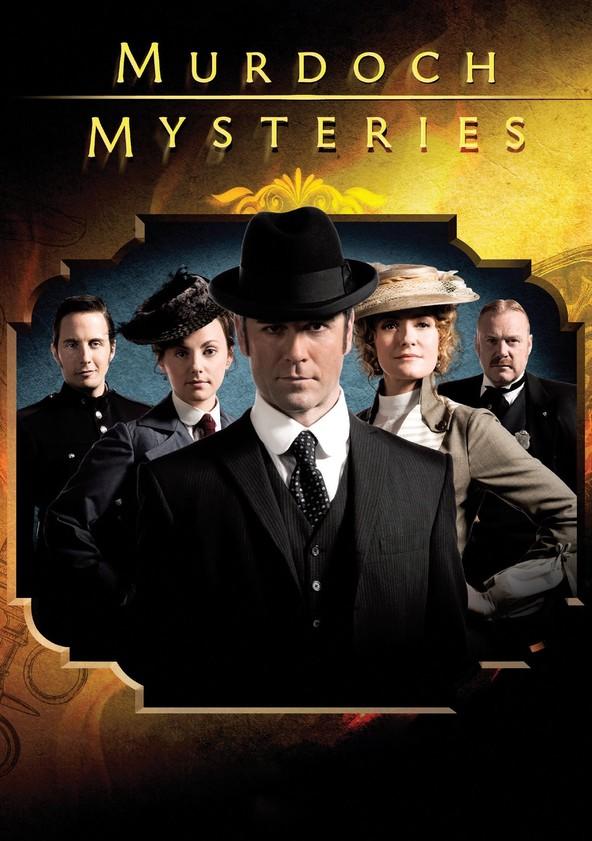 Murdoch Mysteries 2017: Season 11 - Full (1/NA)