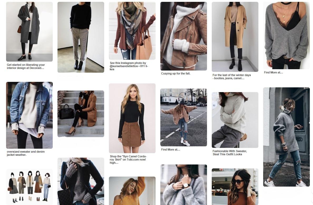 Trendy jesień/zima 2017/2018 | modne kolory