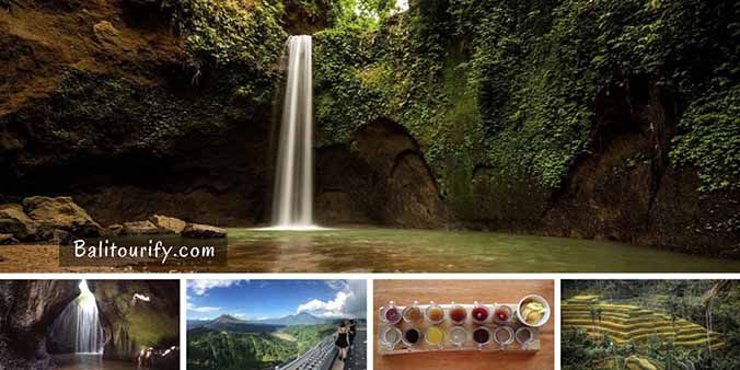 Bali Waterfalls and Kintamani Volcano Tour, Full Day Bali Tours and Activities, Day Trips Itinerary, Private Bali Driver Hire