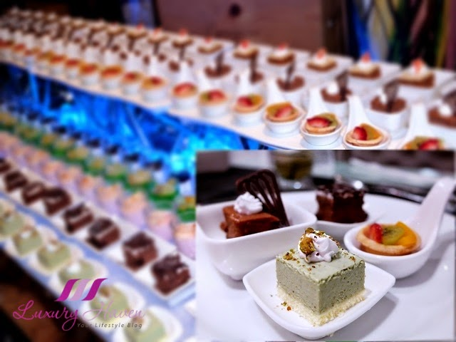 concorde hotel spices cafe dinner buffet dessert reviews