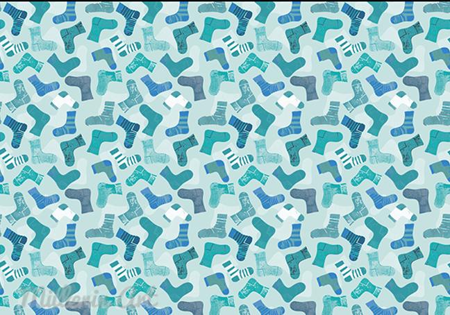 Müllerin Art: Strickstrumpf (Muster-Mittwoch 153)