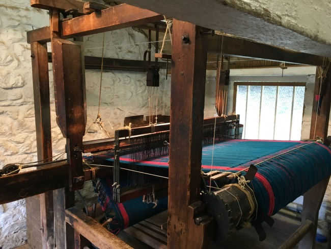 loom-at--St-Fagans-Castle-and-gardens